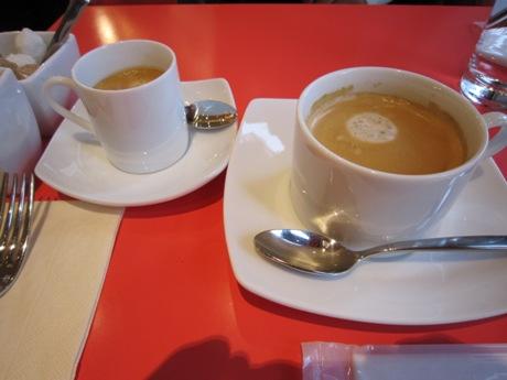 コーヒー&エスプレッソ