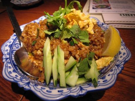 バンコク風炒飯