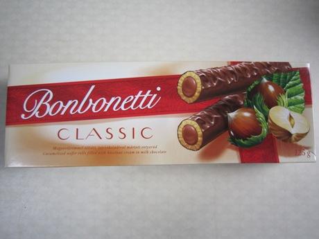 ヘーゼルナッツのチョコレート