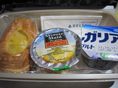 機内食ー2