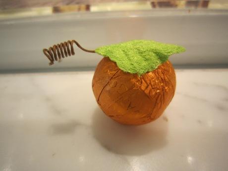 かぼちゃ?