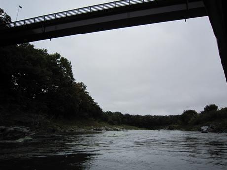 水道橋を観たり