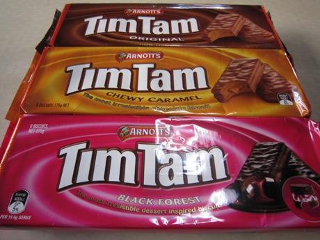 TimTam3種