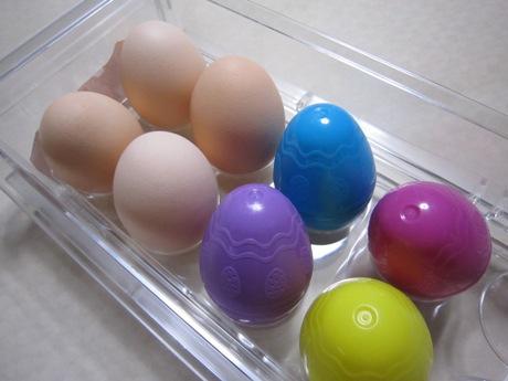 卵の保存方法