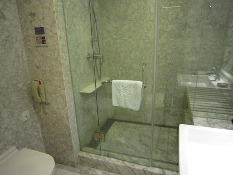 シャワーのみ