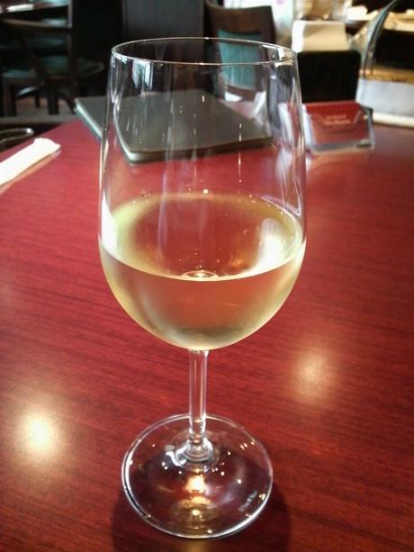 ハウスワインと
