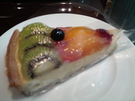 銀座4丁目ドトールケーキ