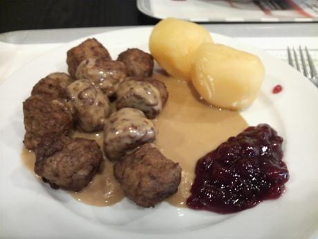スウェーデンのミートボール