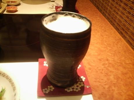 2杯目のビール中