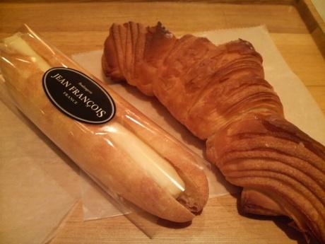 お勧めパン2種