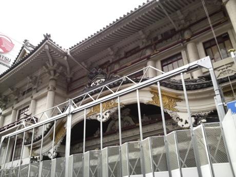 歌舞伎座の今