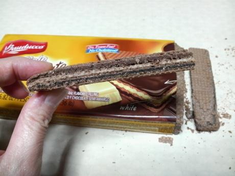 チョコが3種