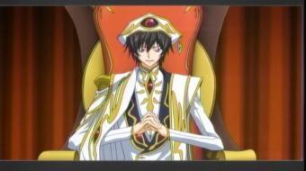 皇帝 ギアス