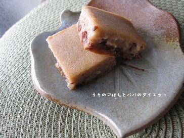もちもちケーキ