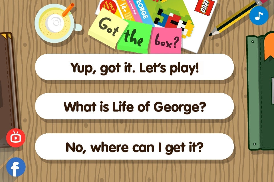 LEGO Life of George4