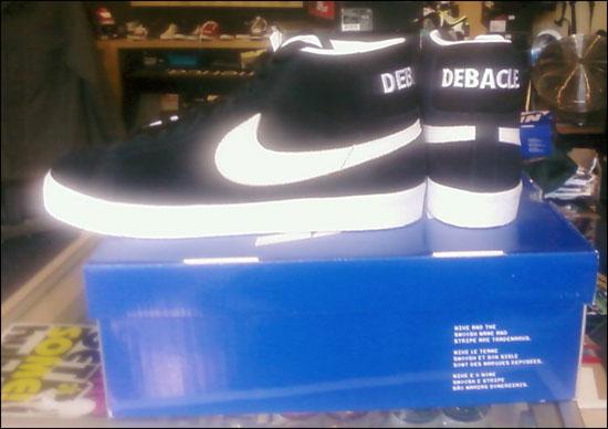 Nike SB Debacle Blazer
