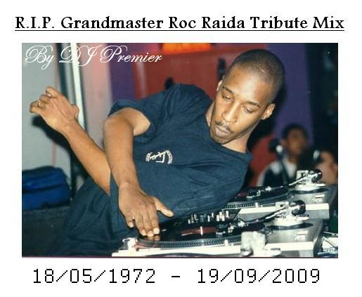 DJ Premier - R.I.P. Grandmaster Roc Raida Tribute Mix