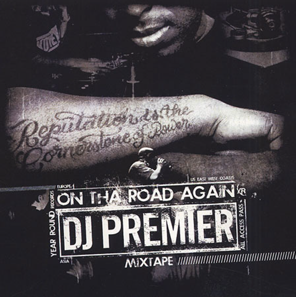 DJ PREMIER - On Tha Road Again
