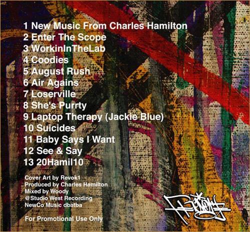 Charles Hamilton- Normalcy