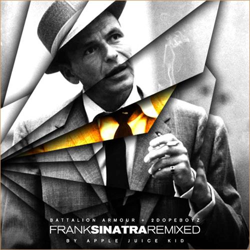 Apple Juice Kid – Frank Sinatra Remixed