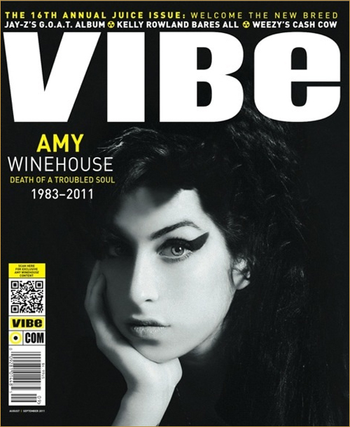 Amy Winehouse With VIBE