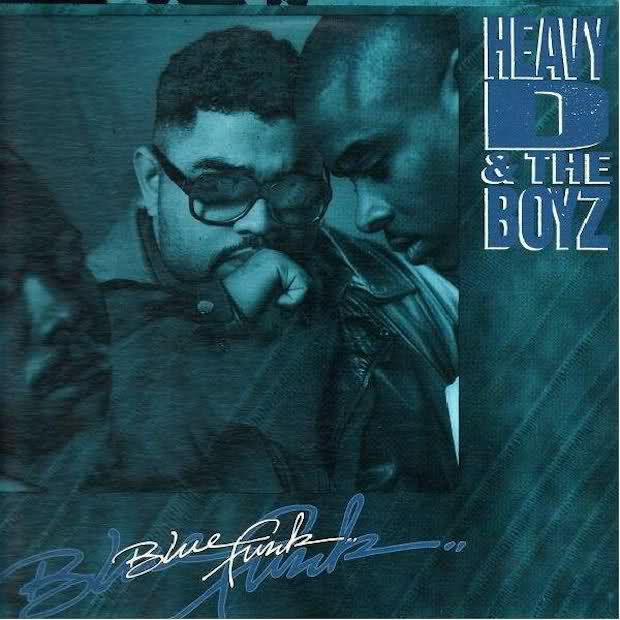 DJ PREMIERがHeavy DのBlue Funk 2