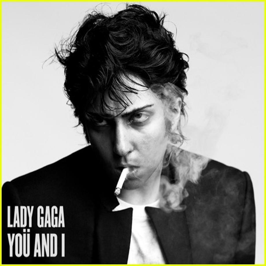 Lady Gaga - You and I [Promo CD]