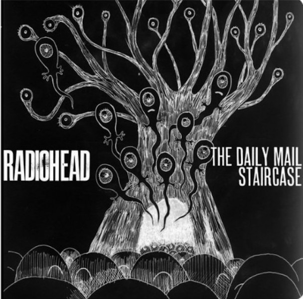 Radiohead – The Daily Mail / Staircase