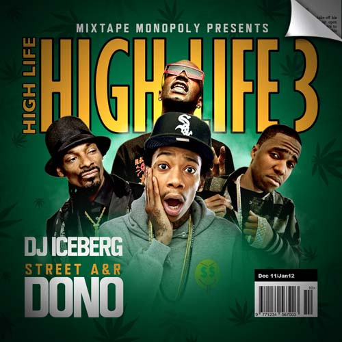 Snoop Dogg and Friends - High Life vol. 3
