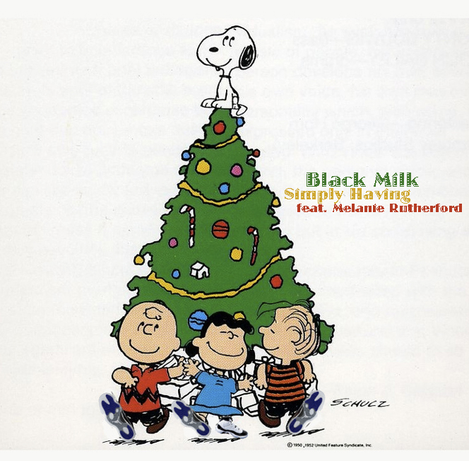 Black Milk - Simply Having feat. Melanie Rutherford