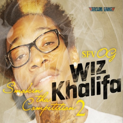 Wiz Khalifa - Smokin Tha Competition 2