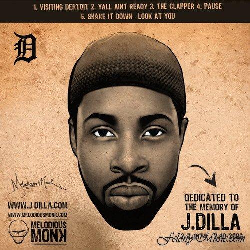Melodious Monk and J Dilla - Visiting Detroit