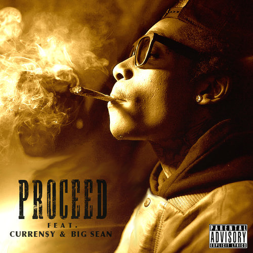 Wiz Khalifa Curreny Big Sean - Proceed