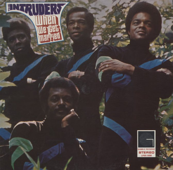 The Intruders - Guess Who Loves You