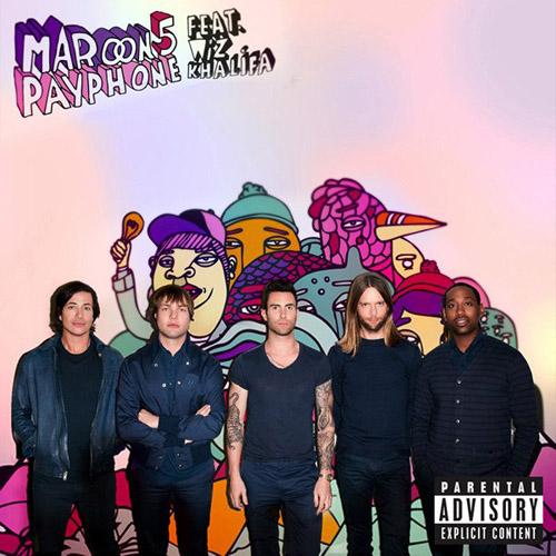 Maroon 5 - Payphone Ft. Wiz Khalifa