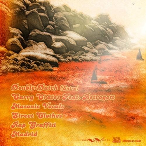 Planet Asia & Madlib - Cracks In Tha Vinyl [FreeEp]2