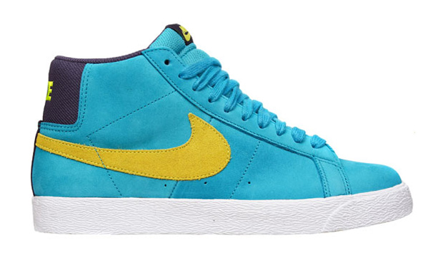 Nike SB Blazer & Dunk October 2009