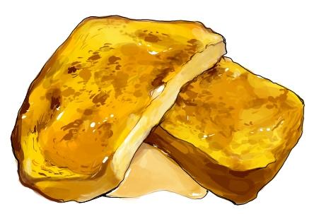 食:フレンチトースト