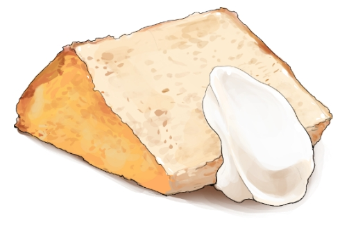 食:シフォンケーキ