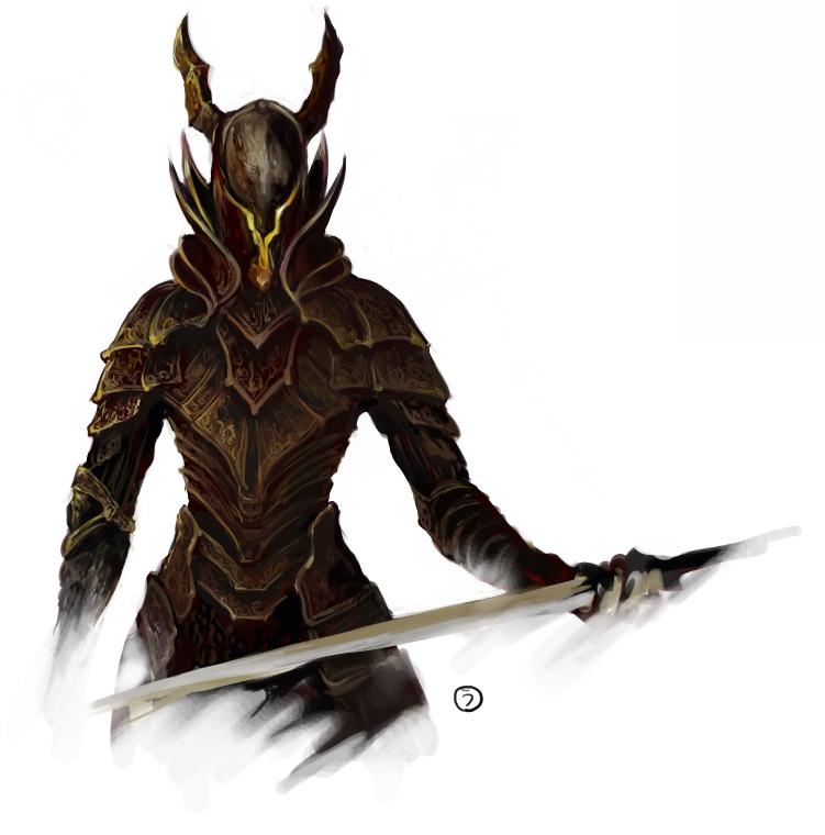 キャラ:黒騎士
