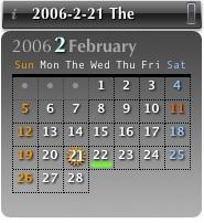 Simple calendar 2_1