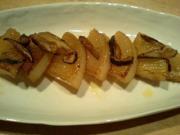大根と干椎茸の炒め煮