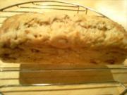 玄米粉をつかったバナナパウンドケーキ