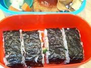 お弁当-海苔巻き
