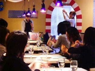 トルコお食事&ネイル講習