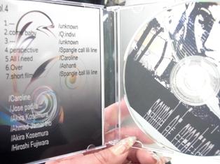 オリジナルCD 2009,2