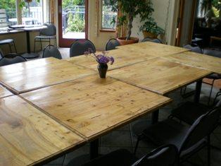 Tierra Nueva Dining table 314-235px