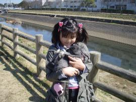 ブログ用メロとうさんぽ1