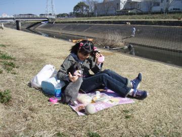 ブログ用メロうさんぽ4
