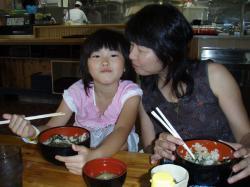 ブログ用沖縄 海ブドウ丼